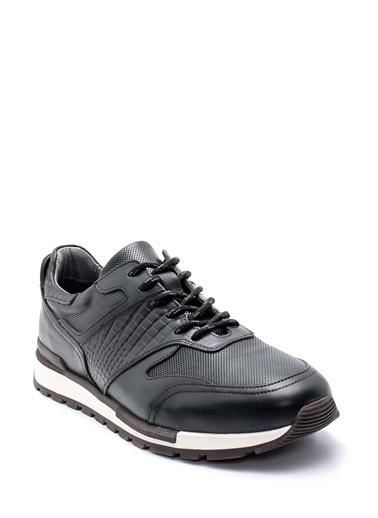 Derimod Hakiki Deri Ayakkabı Yeşil